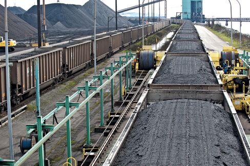 Big Coal's Hard Road to China