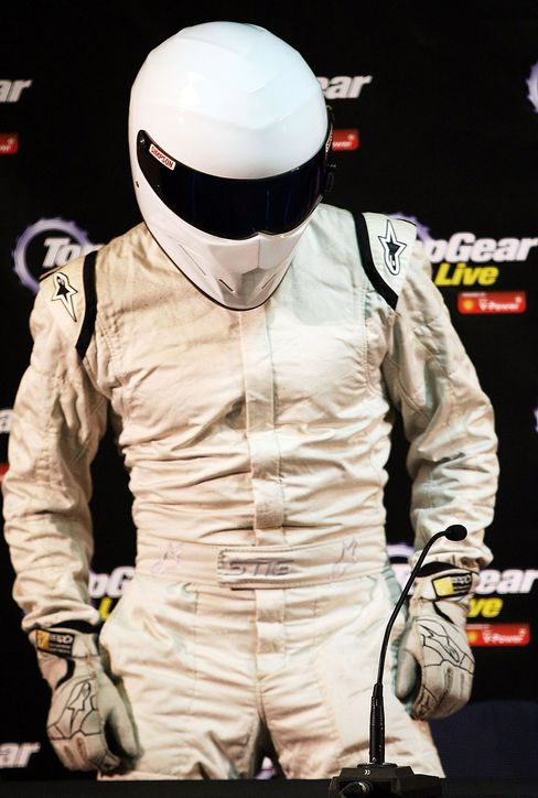 BBC Loses Ruling to Keep Secret Identity of Top Gear's Stig