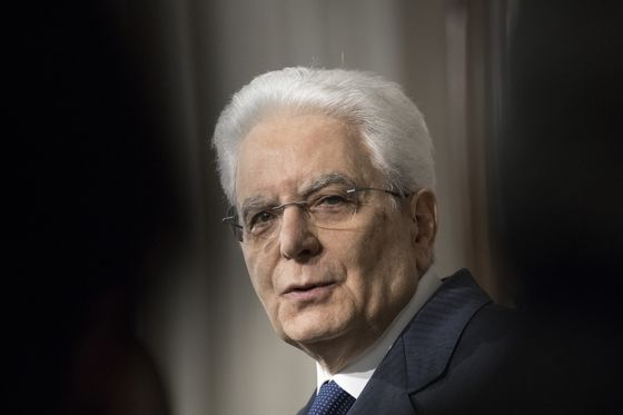 Italy's President Weighs His Options, andNone of Them Look Great
