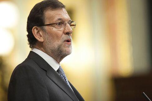 Rajoy's Plan to Rein in Spain's Regions Is a Good Start