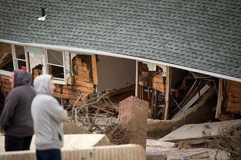 Fiscal Cliff Is Latest Disaster for Sandy Victims