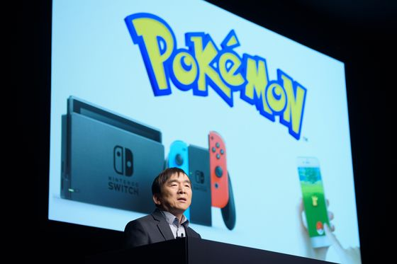 Nintendo Harnesses Power of Pokemon, Smartphones and Switch
