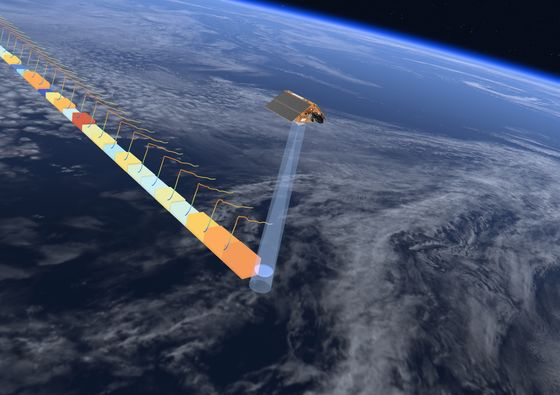 Europe's Satellites Could Help Catch the Next Climate Disaster
