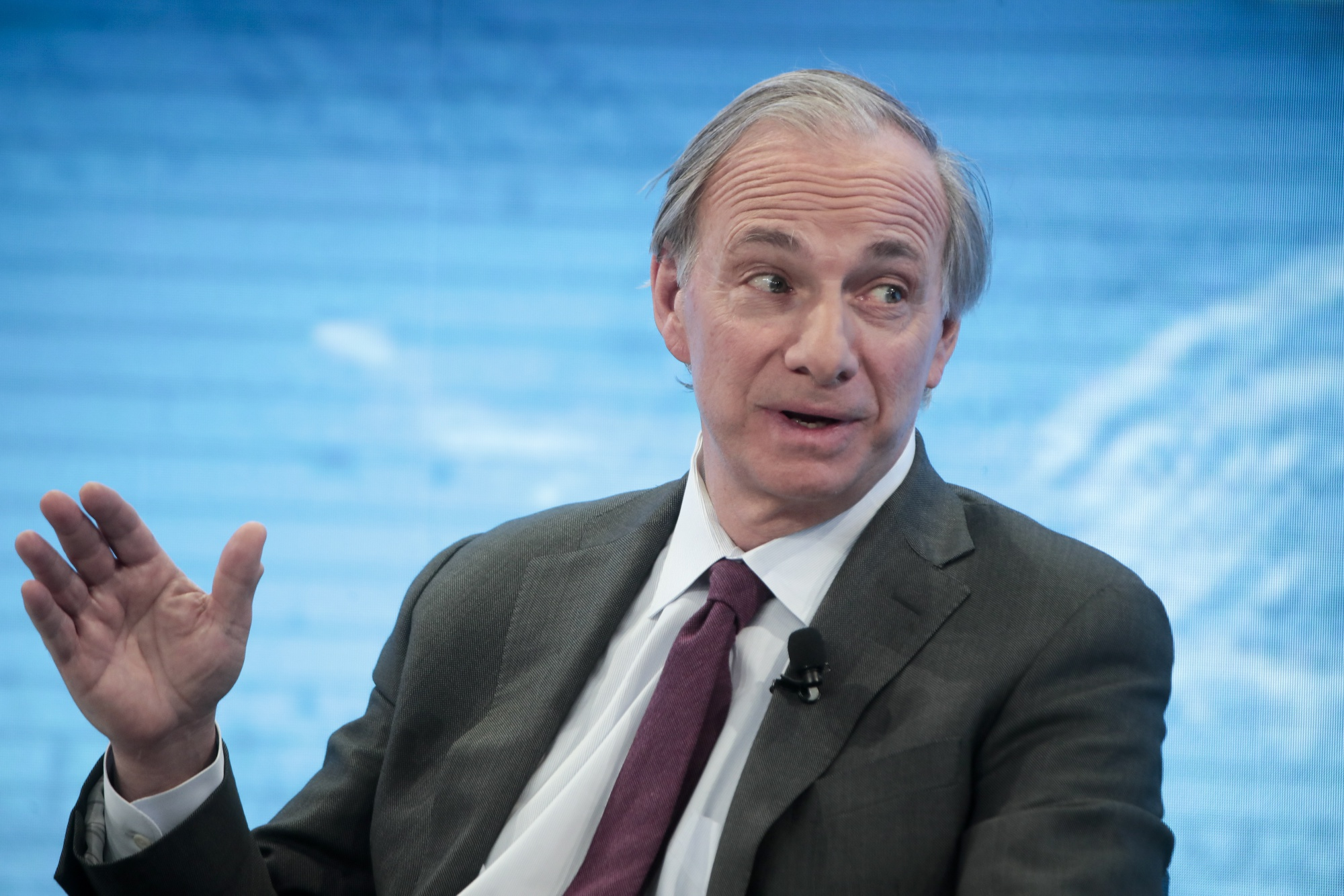 Ray Dalio Says Talk of 70% Income Tax Will Play a Greater Role