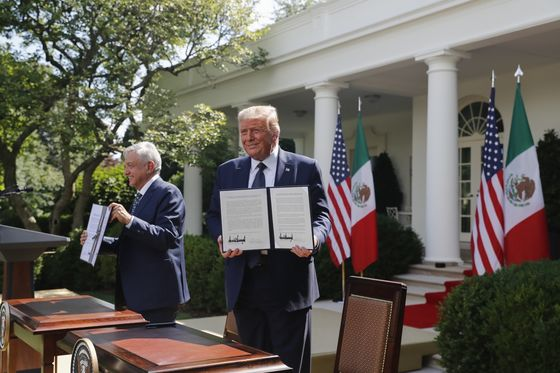 An Unusual Pair, Trump and Lopez Obrador Reboot U.S.-Mexico Relations