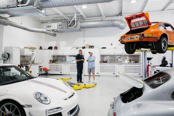 The Seven-Figure Porsche Project