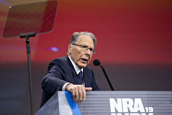 NRA Director Says Board Failed to Probe Alleged Corruption