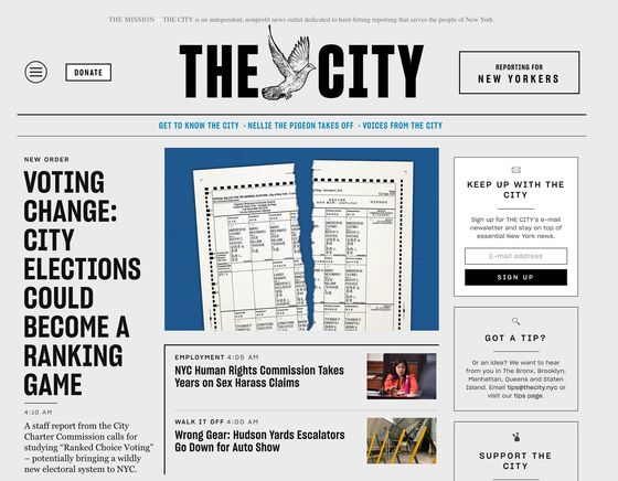 Silicon Valley Helped Kill Local News. Can Charity Bring It Back?