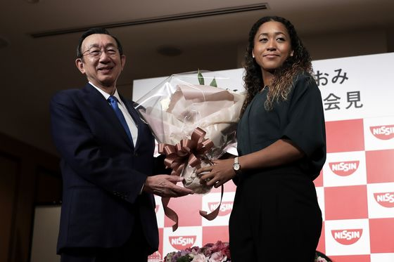 Beating Serena Williams Triggers Jackpot for New Global Star Naomi Osaka