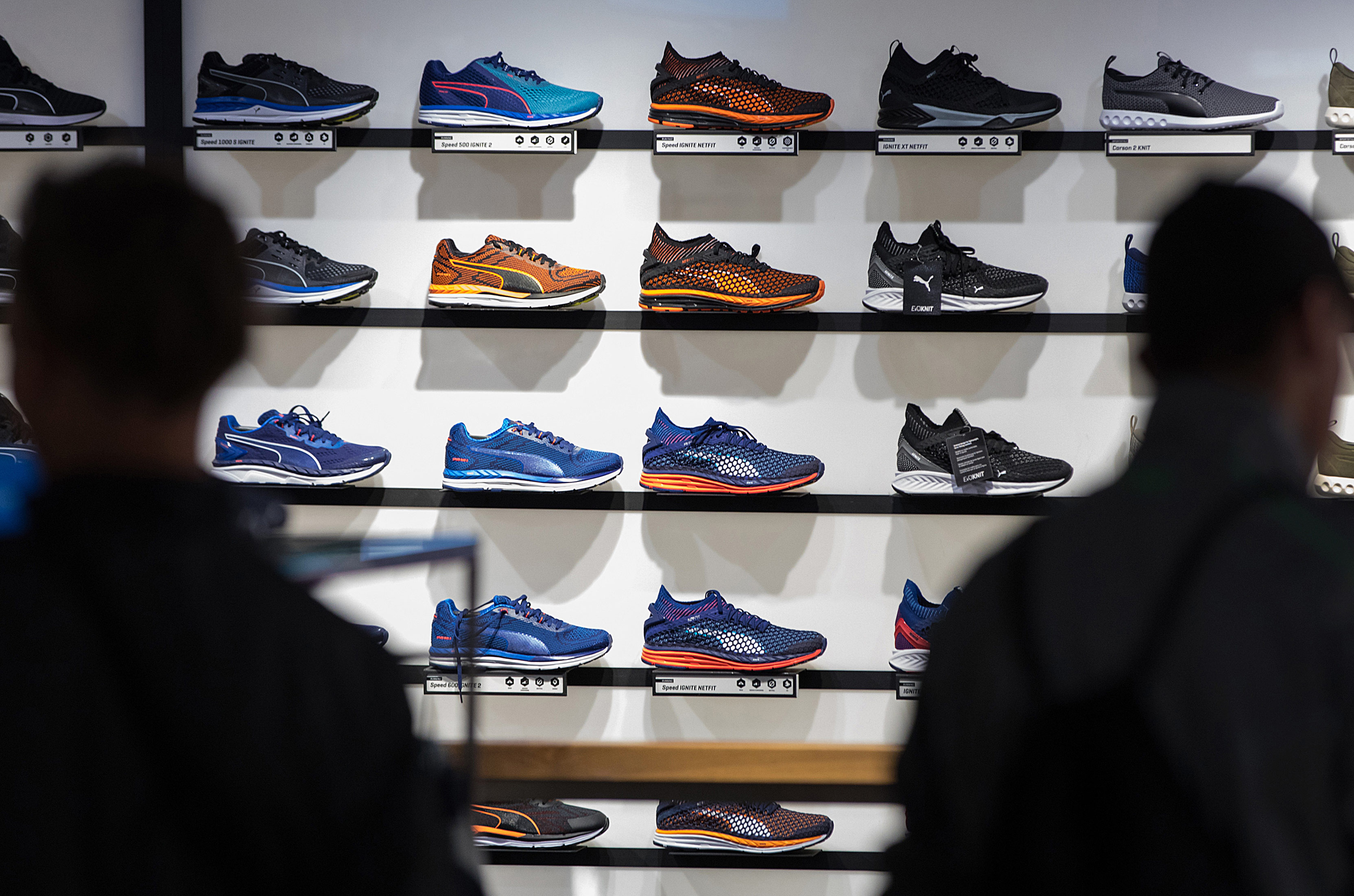 4861d7c54a3 These Shoes Don t Fit  Gucci Parent Returns Puma to Shareholders - Bloomberg