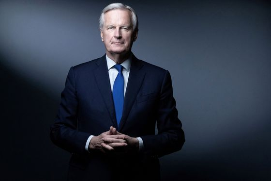 Brexit Negotiator Michel Barnier Takes Off in French Opinion Polls