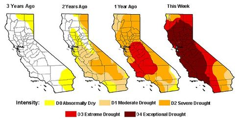 Source: Brad Rippey/U.S. Drought Monitor
