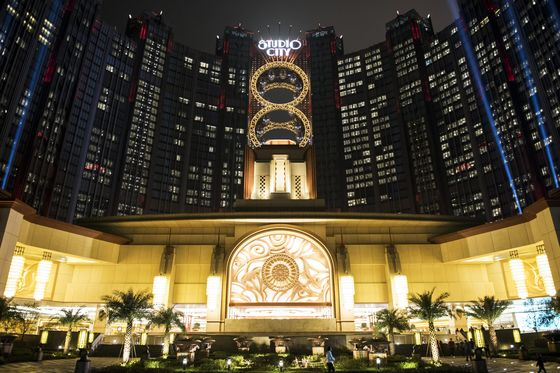 Macau Casino Company Studio City Jumps in U.S. Trading Debut