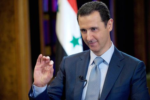 Assad, who traveled to Moscow this month, will rely on Russia and Iran to represent him.