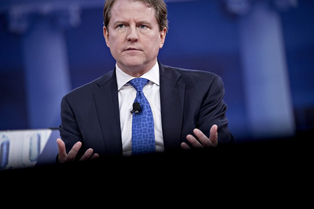 Donald McGahn cooperated extensively with Mueller