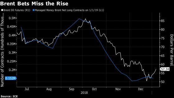 Just as Oil Prices Recover, Hedge Funds Lose Faith in Rally