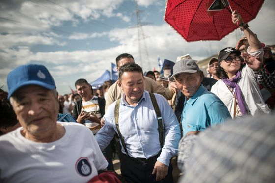Genghis Khan's Biggest Fan Is Testing Mongolia's Democracy