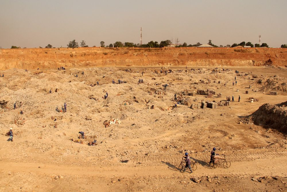 By the Numbers: Congo's Deadly Struggle With Illegal Mining