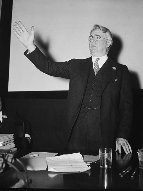 Royal Copeland, a New York senator and homeopath, got the treatments treated as drugs in a 1938 law.
