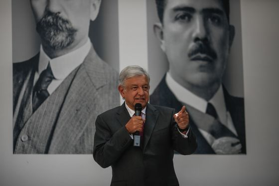 Mexico's President-Elect AMLO Lays Out Broad Plan to Curb Surging Violence