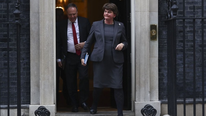Brexit Deal in Doubt as the DUP, Boris Johnson's Northern Irish Allies, Reject Current Plan