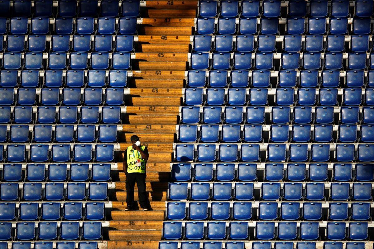 Europe Soccer Market Shrinks After Multibillion-Dollar Covid Hit