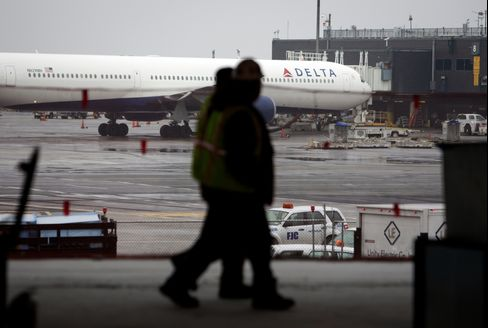 Delta Air Chases Rivals With $1.2 Billion Upgrade at JFK Air