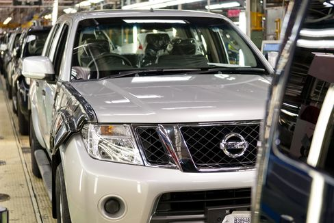 Nissan Surrenders 2012 Rally as Yen Strengthens, Chinese Protest