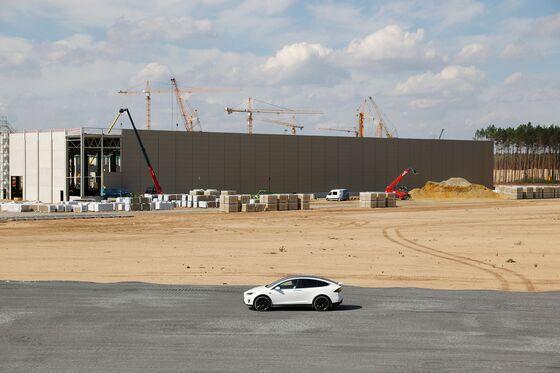 Elon Musk Takes Tesla's War on Labor Unions to Germany