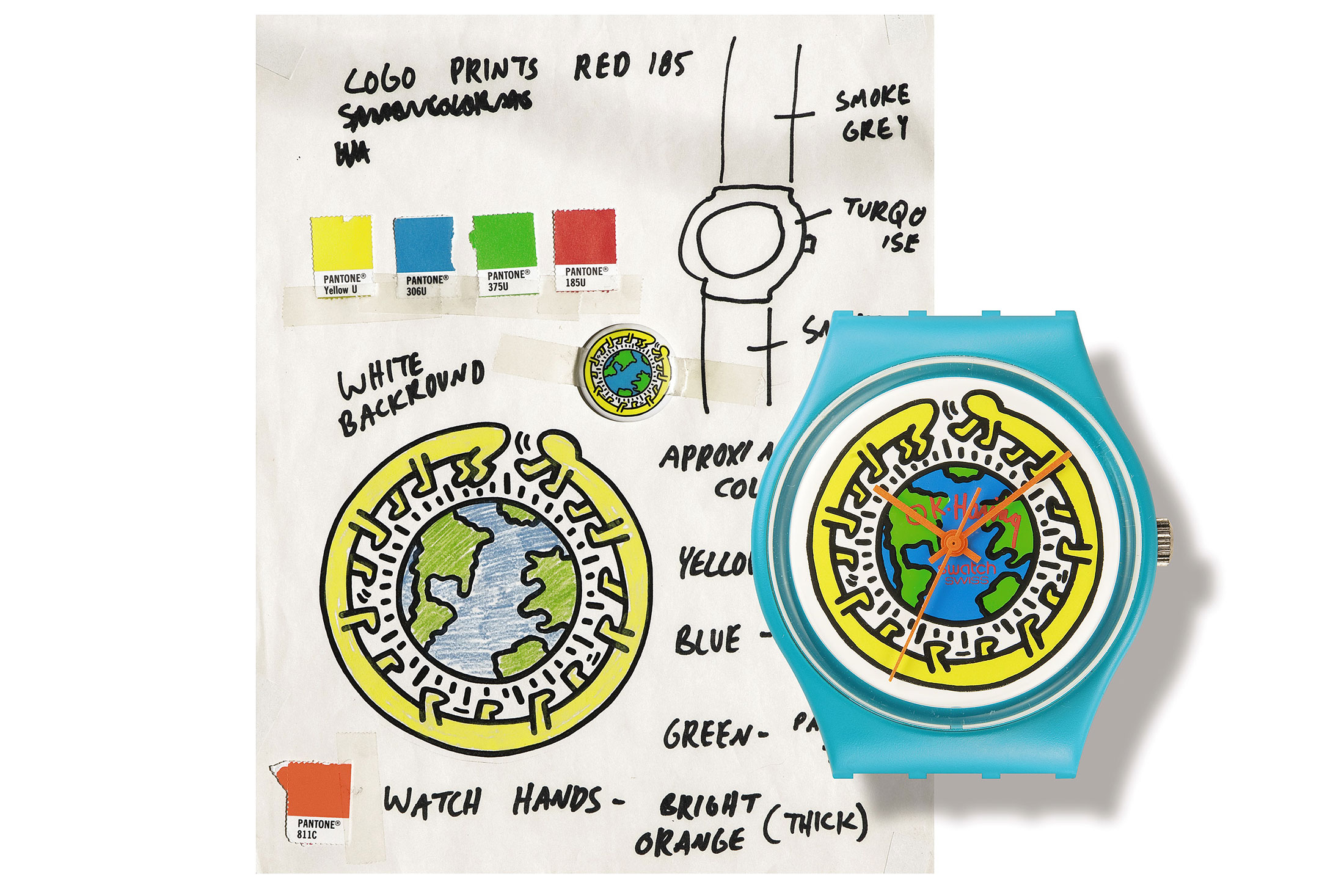 Schmid & Muller Swatch Collection (Lot 134)