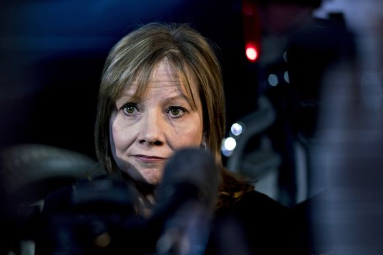 GM's Ventilator Effort Goes Haywire With Trump Turning on CEO Barra