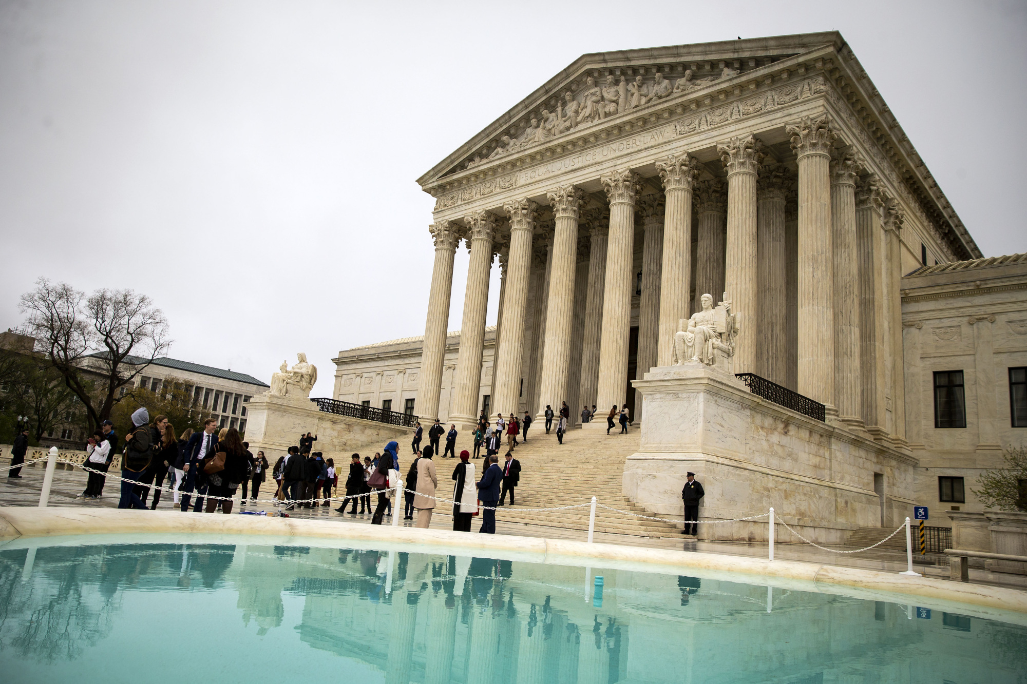 Supreme Court Says Employers Can Bar Worker Class-Action