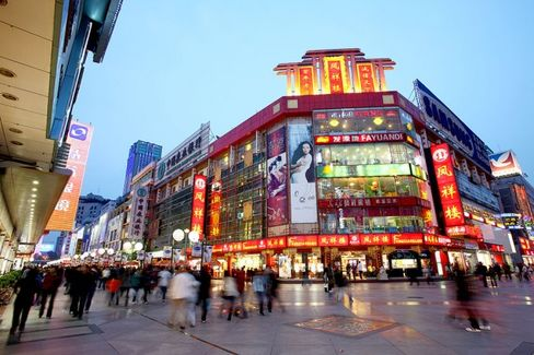 Foreign Brands Shift Focus to China's Second-Tier Cities
