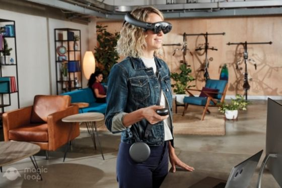 Magic Leap (Finally) Starts Selling Some Hardware