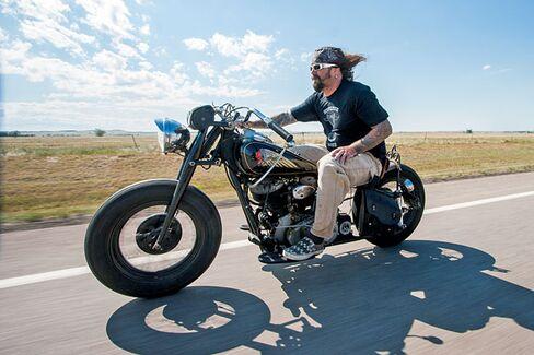 Polaris Tries to Rev Up Indian Motorcycle's Run at Harley