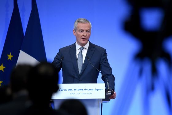 Le Maire Wants European Antitrust Overhaul as Rail Deal Falters