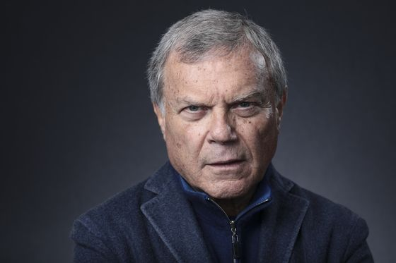 Ousted WPP Boss Sorrell Is Out for 'Revenge' With New Venture