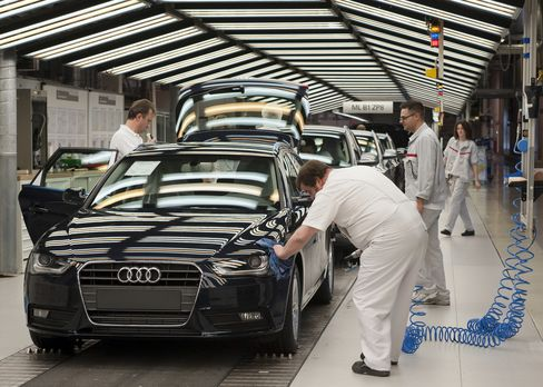 Audi Seeks Trophies to Fuel Expansion Push to Beat BMW