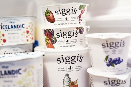 In the Yogurt World, the Greeks Are Down and Vikings Are Up