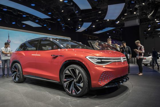 VW Borrows Musk Playbook With EV Campaign Well Before Launch