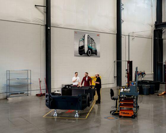 An Ex-Marine Wants to Print Autonomous Vehicles for Your City