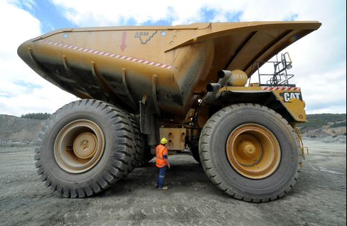 Caterpillar's Long-Term View of China Remains 'Positive'