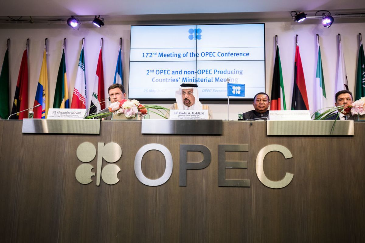 c how does opec meet the definition of a cartel The cost of transportation's oil dependence david l greene oak ridge national laboratoryoak ridge, tennessee 3783 1-6207usa the societal costs of oil dependence do not fit neatly into the definition of a market externality though oil.