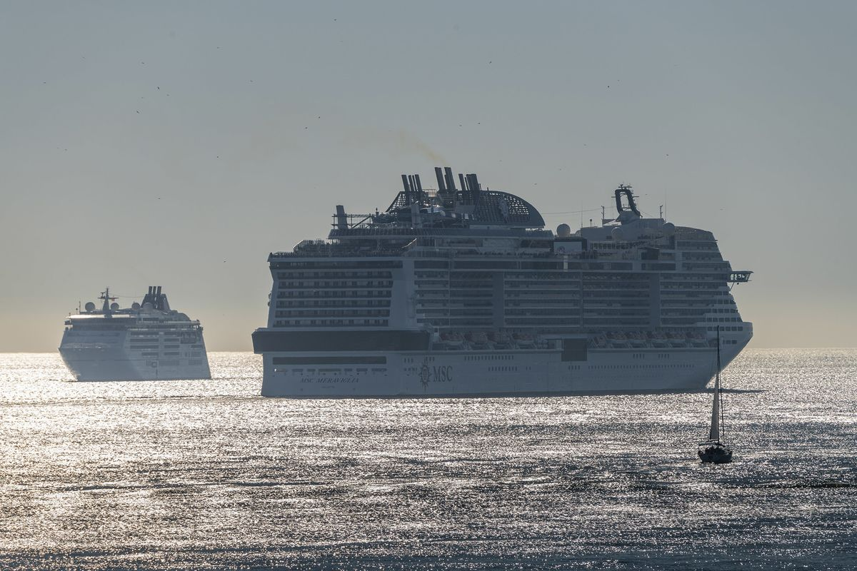 Rejected by Two Ports on Virus Fears, Cruise Heads to Mexico thumbnail
