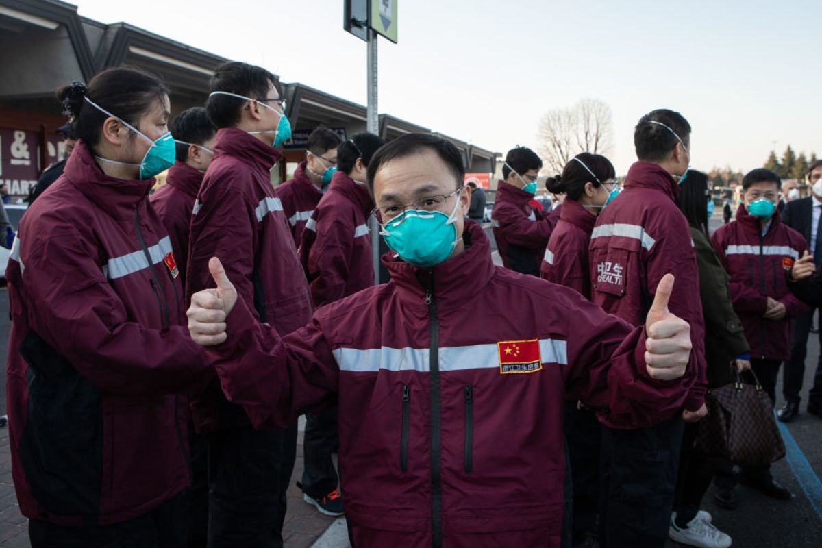Calling It the 'Chinese Virus' Only Boosts China