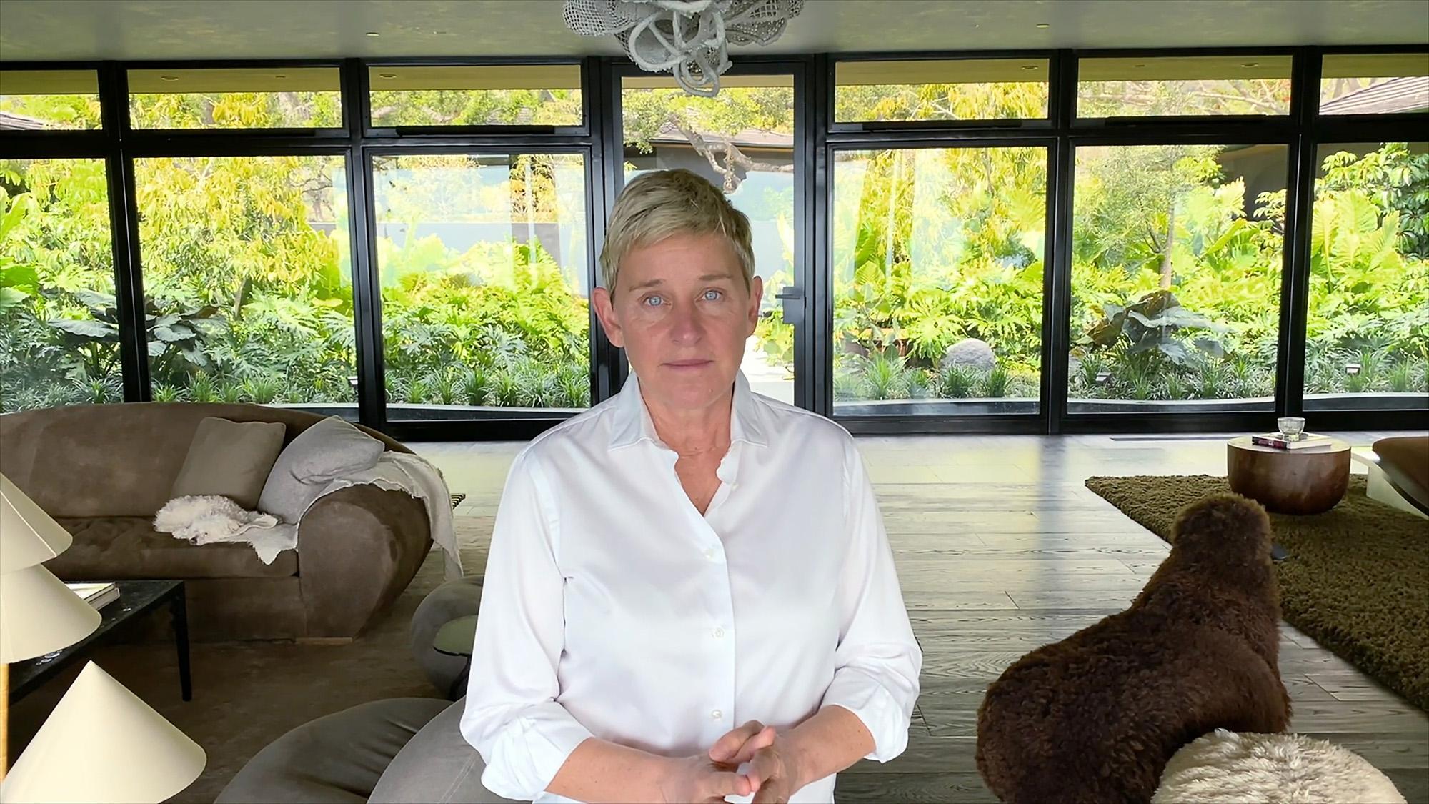 Ellen DeGeneres home