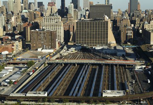 Related to Start Second Part of Hudson Yards in 2013, Ross Says