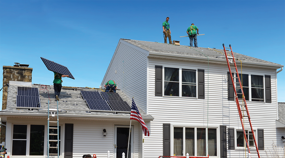 A Solar Firm That Targets Low-Income Homes Its Rivals Won't