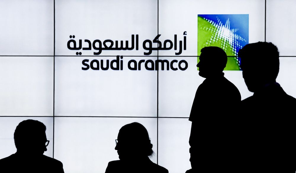 Biggest Wealth Fund Asked to Assess Impact of Aramco Listing - Bloomberg
