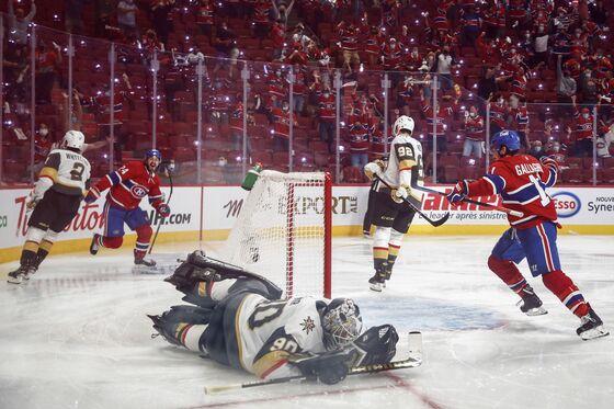 Hockey Team's Surprising Run Lifts the Mood in a Virus Hot Spot